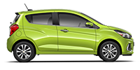 Rent a Chevrolet Spark in Cancun
