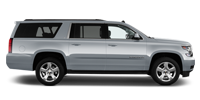 Rent a Chevrolet Suburban 4x4 in Cancun