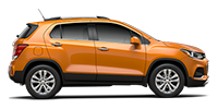 Rent a Chevrolet Trax in Cancun
