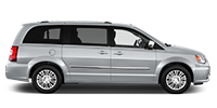 Rent a Chrysler Town & Country in Cancun