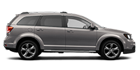 Rent a Dodge Journey in Cancun