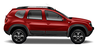 Rent a Renault Duster in Cancun