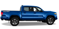 Rent a Toyota Tacoma in Cancun